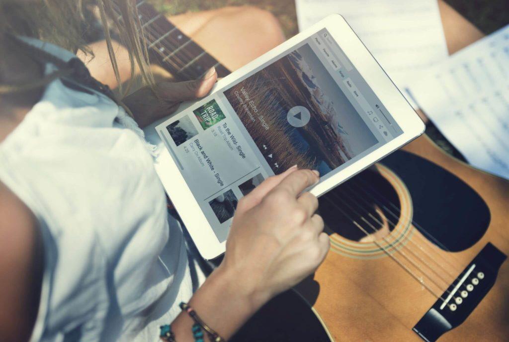 Lieder für Gitarre