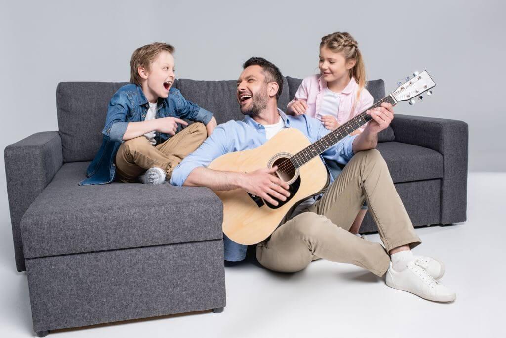 Kinderlieder für Gitarre