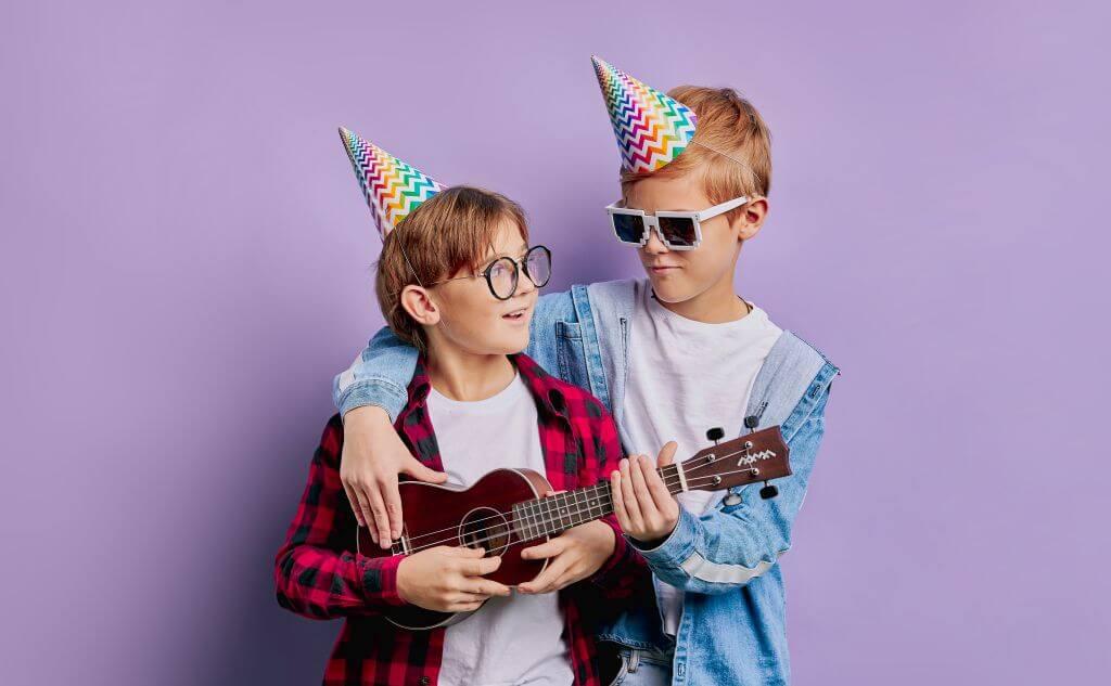 Lustige Geburtstagslieder für Kinder